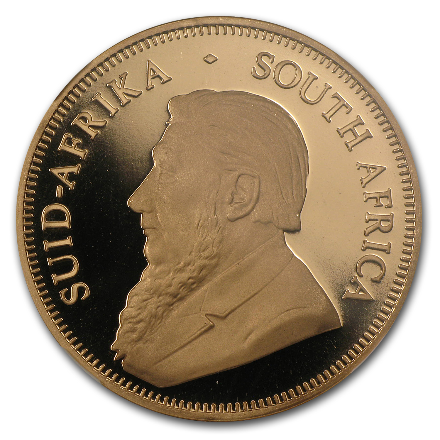 2009 1 oz Gold South African Krugerrand PF-70 NGC